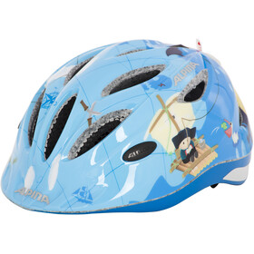 Alpina Gamma 2.0 Flash Helmet Kinder pirate